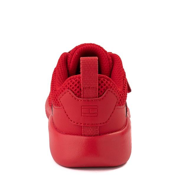 alternate view Tommy Hilfiger Cadet 2.0 Athletic Shoe - Baby / Toddler - RedALT4