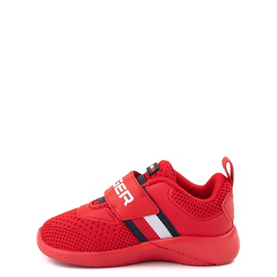 Alternate view of Tommy Hilfiger Cadet 2.0 Athletic Shoe - Baby / Toddler - Red