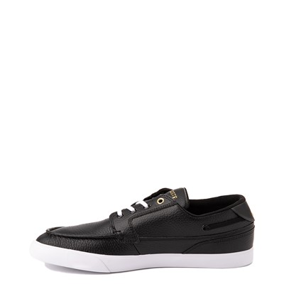 Alternate view of Mens Lacoste Bayliss Deck Boat Shoe - Black