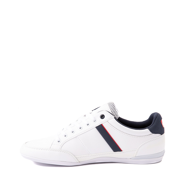 alternate view Mens Lacoste Chaymon Sport Sneaker - WhiteALT1