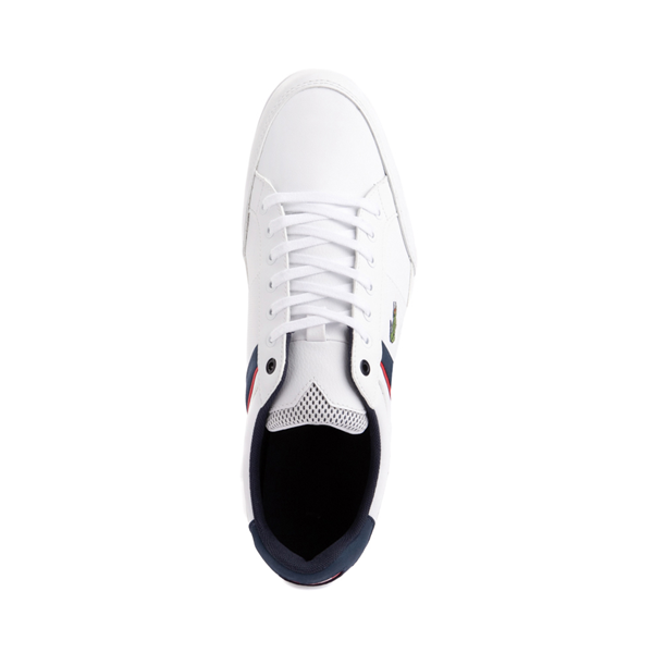 alternate view Mens Lacoste Chaymon Sport Sneaker - WhiteALT2