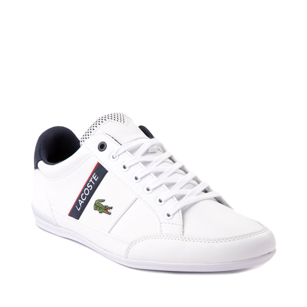 alternate view Mens Lacoste Chaymon Sport Sneaker - WhiteALT5
