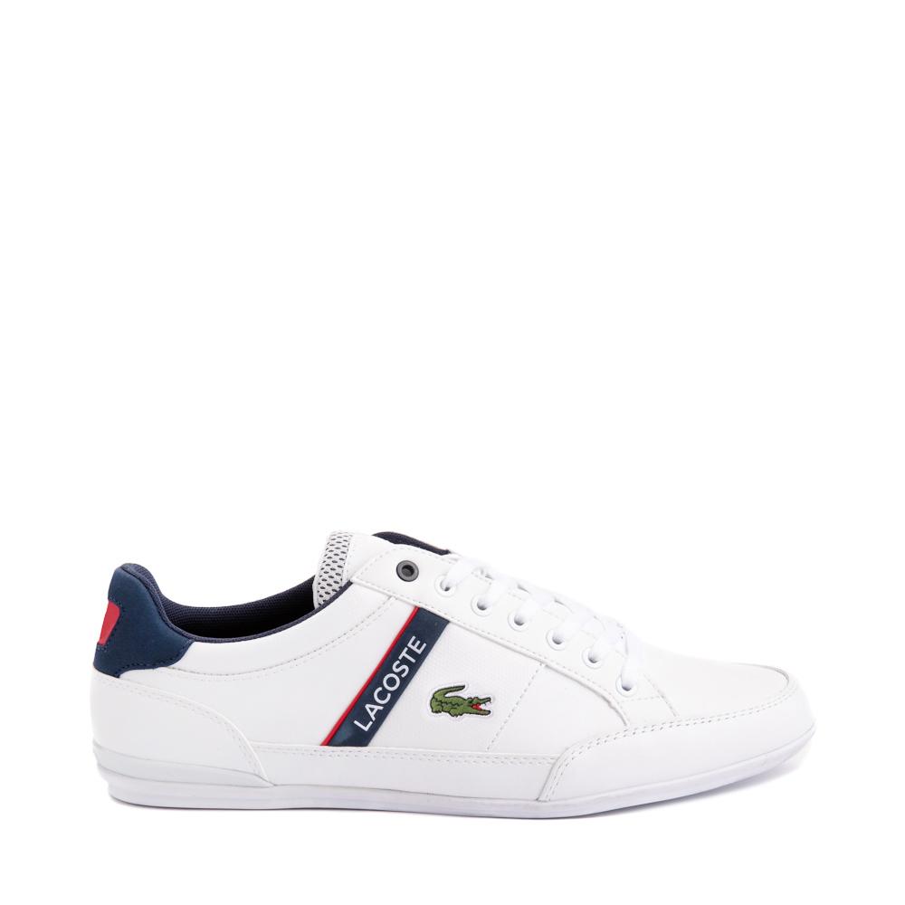 Mens Lacoste Chaymon Sport Sneaker - White