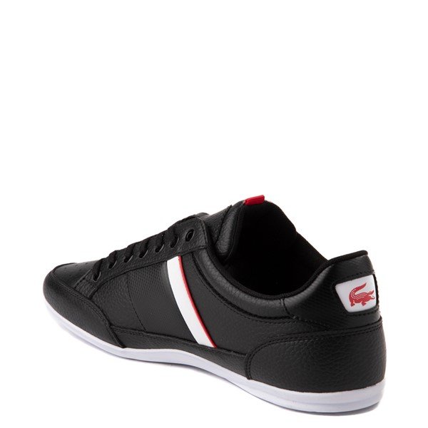 alternate view Mens Lacoste Chaymon Sneaker - BlackALT1