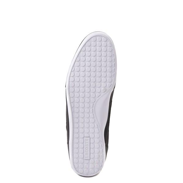 alternate view Mens Lacoste Chaymon Sneaker - BlackALT3