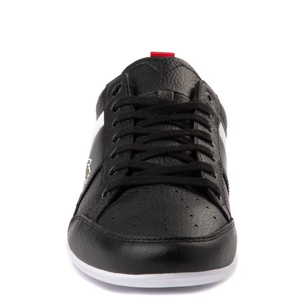 alternate view Mens Lacoste Chaymon Sneaker - BlackALT4