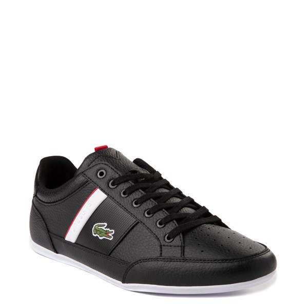 alternate view Mens Lacoste Chaymon Sneaker - BlackALT5