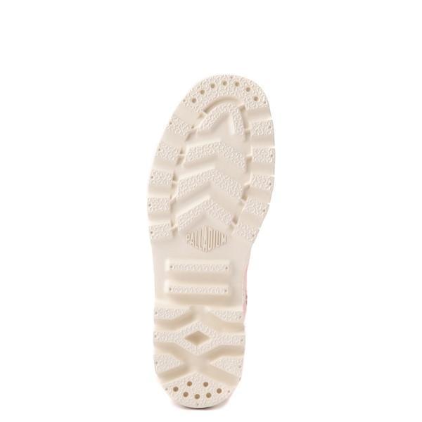 alternate view Womens Palladium Pampa Hi Zip Desertwash Boot - PinkALT3