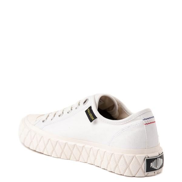 alternate view Palladium Palla Ace Sneaker - Star WhiteALT1