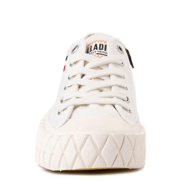 alternate view Palladium Palla Ace Sneaker - Star WhiteALT4