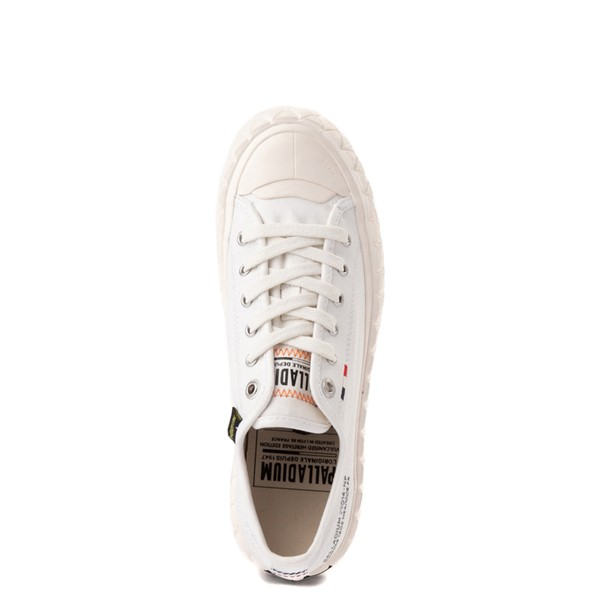 alternate view Palladium Palla Ace Sneaker - Star WhiteALT4B
