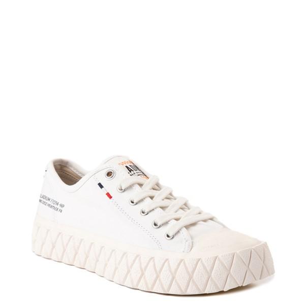 alternate view Palladium Palla Ace Sneaker - Star WhiteALT5