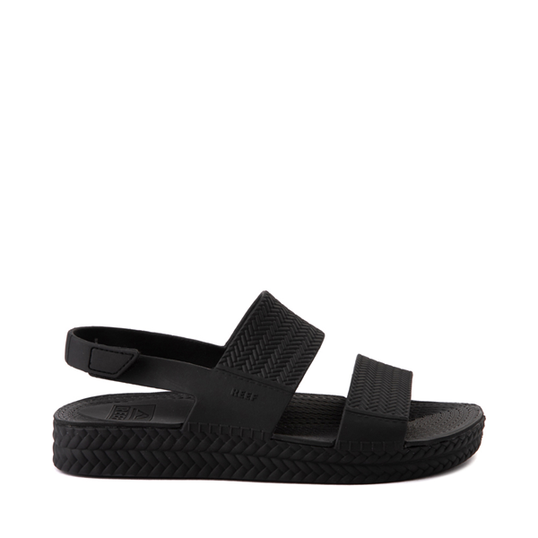 Main view of Womens Reef Water Vista Sandal - Black