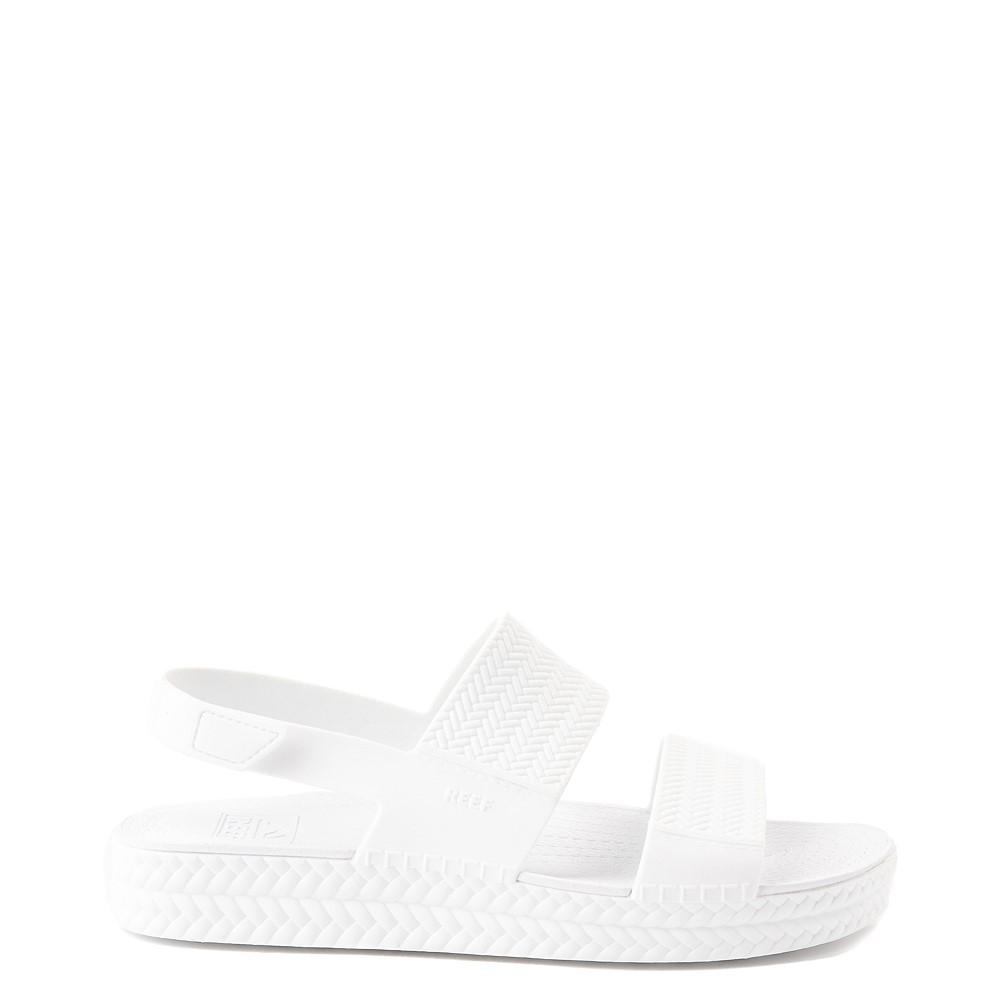 Womens Reef Water Vista Sandal - White