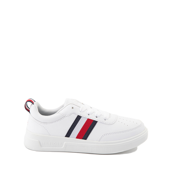 Main view of Tommy Hilfiger Cayman 2.0 Athletic Shoe - Little Kid / Big Kid - White