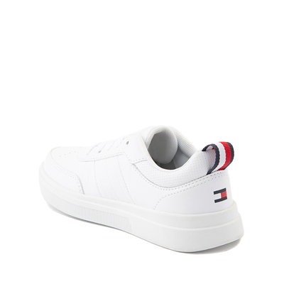 Alternate view of Tommy Hilfiger Cayman 2.0 Athletic Shoe - Little Kid / Big Kid - White