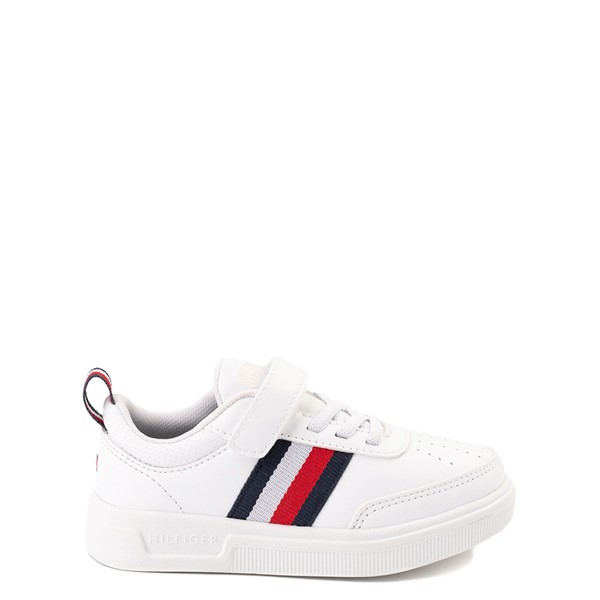 Tommy Hilfiger Cayman 2.0 Athletic Shoe - Baby / Toddler - White