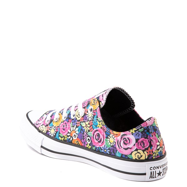 alternate view Converse Chuck Taylor All Star Lo Sneaker - Painted FloralALT1