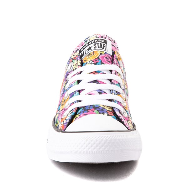 alternate view Converse Chuck Taylor All Star Lo Sneaker - Painted FloralALT4
