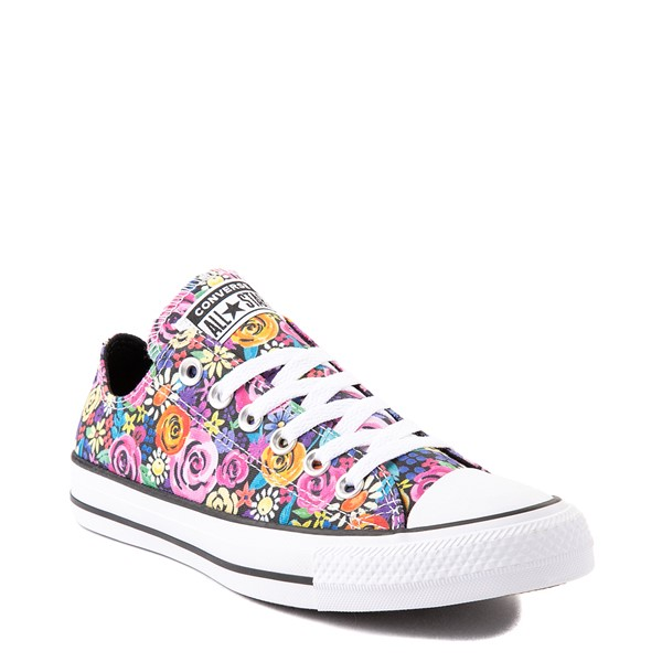 alternate view Converse Chuck Taylor All Star Lo Sneaker - Painted FloralALT5