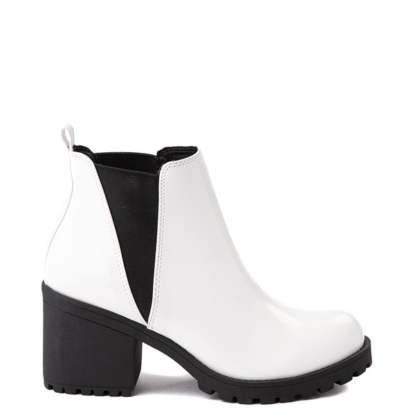 Main view of Womens Dirty Laundry Lisbon Chelsea Boot - White