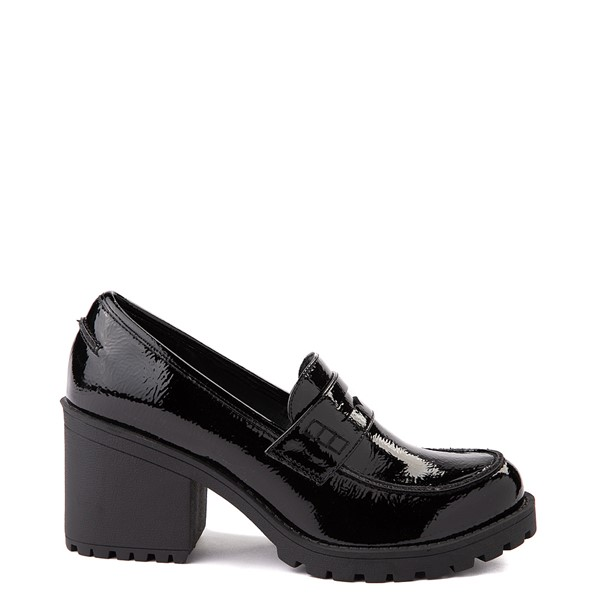 Main view of Womens Dirty Laundry Liberty Loafer - Black