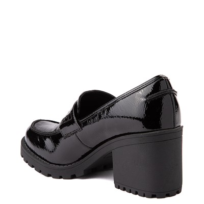 Alternate view of Womens Dirty Laundry Liberty Loafer - Black