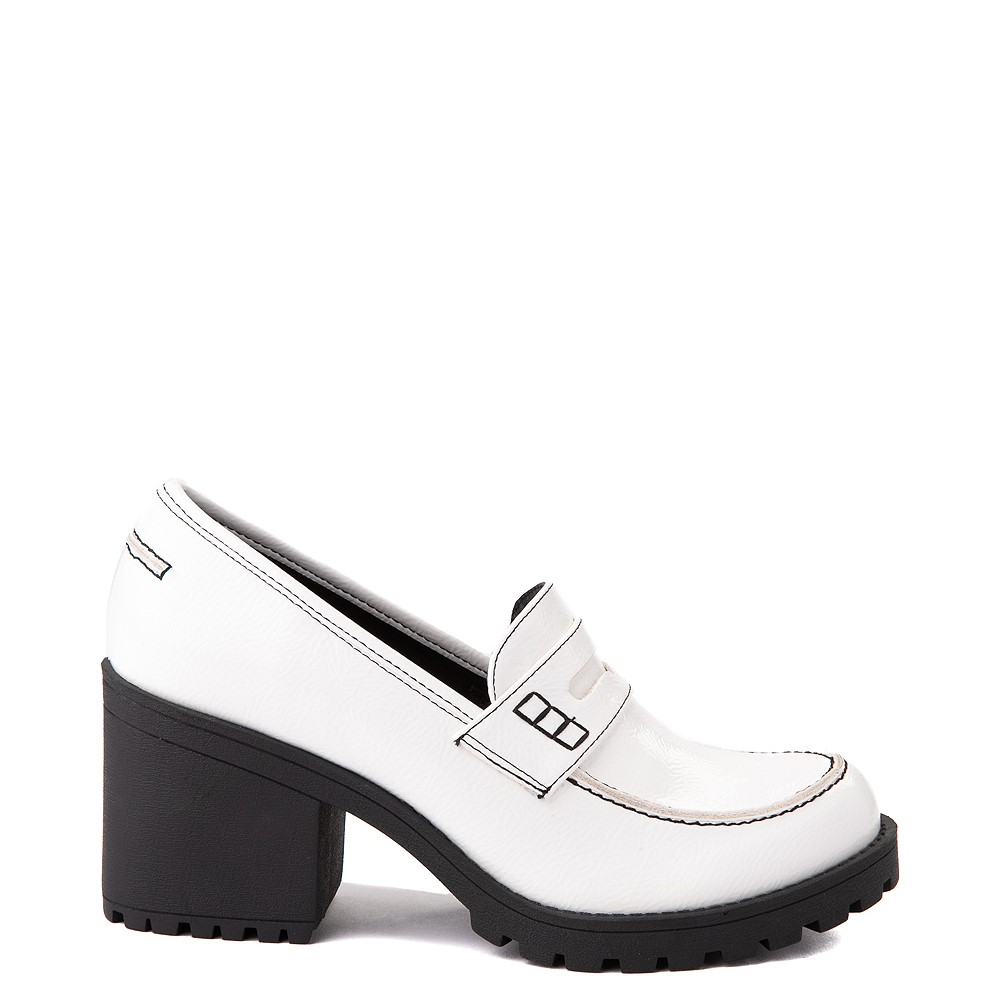 Womens Dirty Laundry Liberty Loafer - White