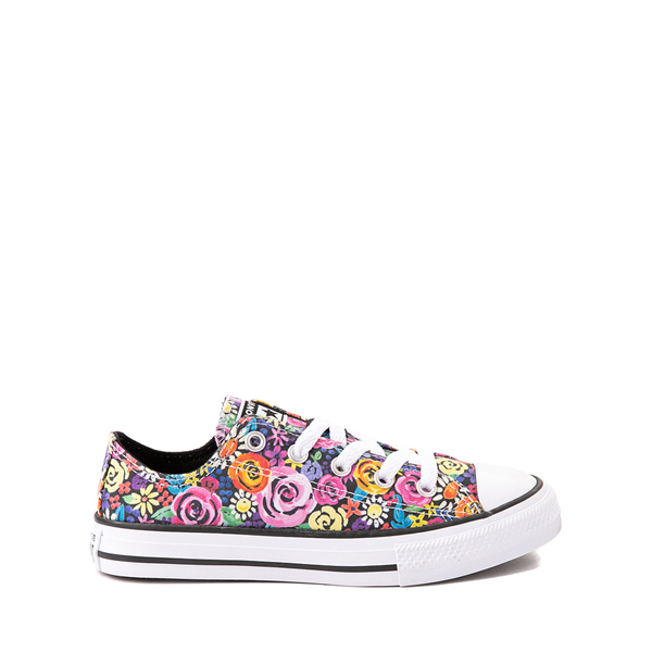 Converse Chuck Taylor All Star Lo Sneaker - Little Kid - Painted Floral
