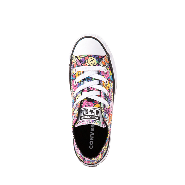 alternate view Converse Chuck Taylor All Star Lo Sneaker - Little Kid - Painted FloralALT2
