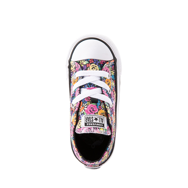 alternate view Converse Chuck Taylor All Star Lo Sneaker - Baby / Toddler - Painted FloralALT2
