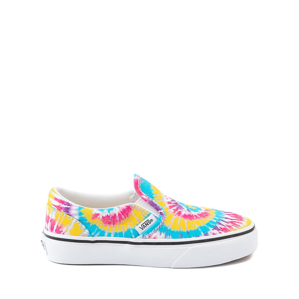 Vans Slip On Skate Shoe - Little Kid - Tie Dye
