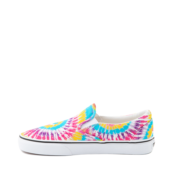 alternate view Vans Slip On Skate Shoe - Tie DyeALT1
