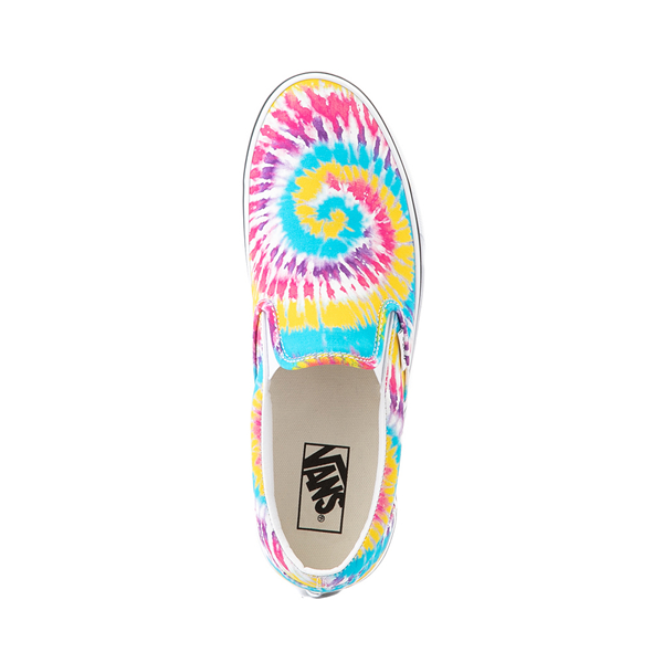 alternate view Vans Slip On Skate Shoe - Tie DyeALT2