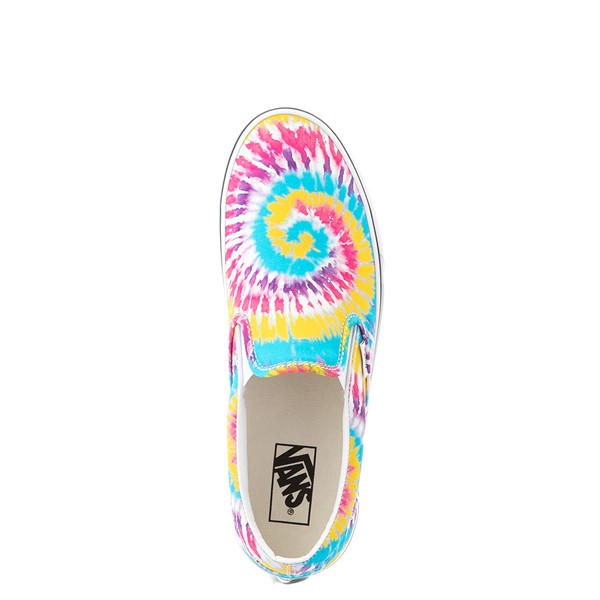 alternate view Vans Slip On Skate Shoe - Tie DyeALT4B