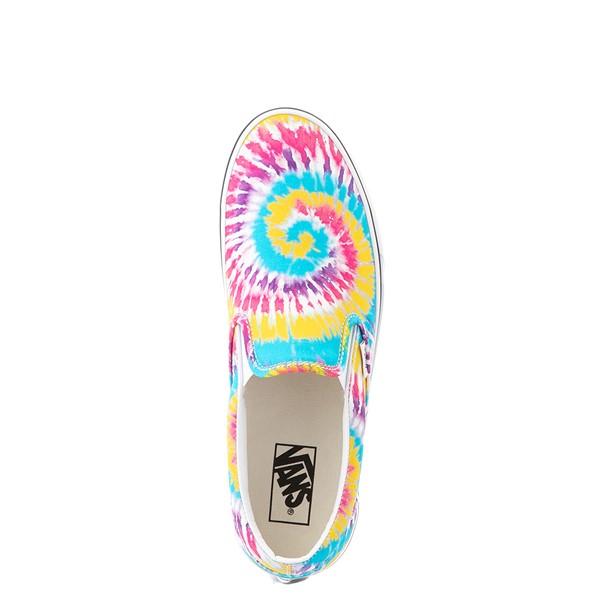 alternate view Vans Slip On Skate Shoe - Tie DyeALT4B