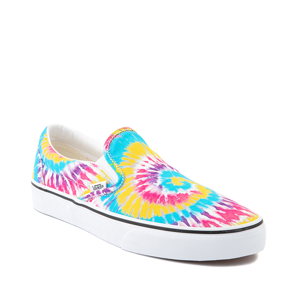 alternate view Vans Slip On Skate Shoe - Tie DyeALT5