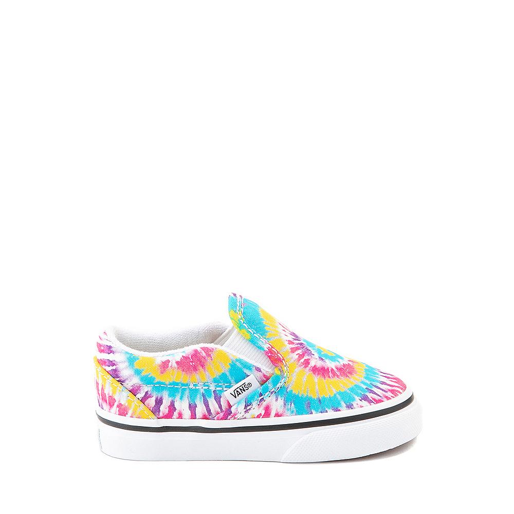 Vans Slip On Skate Shoe - Baby / Toddler - Tie Dye