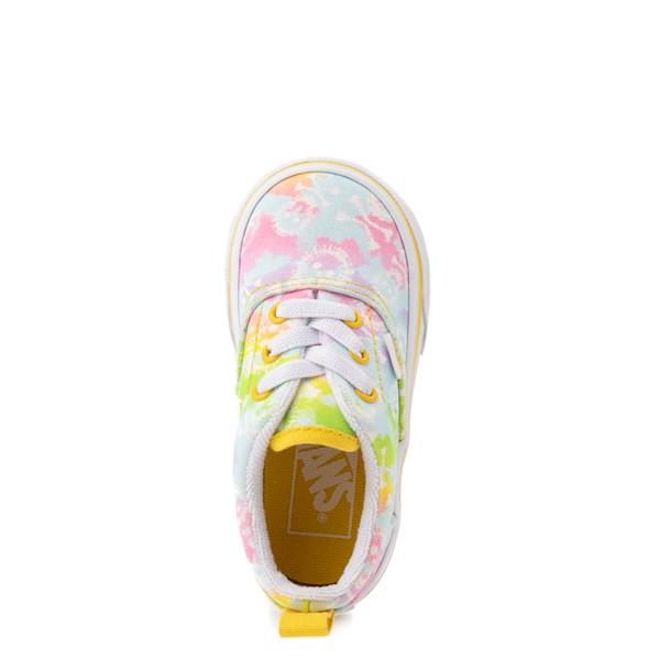 alternate view Vans Era Skate Shoe - Baby / Toddler - Tie Dye SkullsALT2