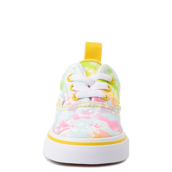 alternate view Vans Era Skate Shoe - Baby / Toddler - Tie Dye SkullsALT4