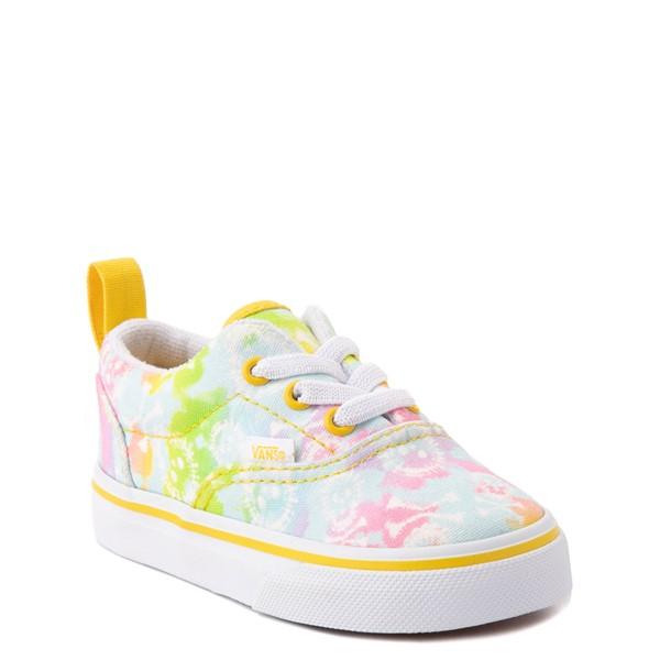 alternate view Vans Era Skate Shoe - Baby / Toddler - Tie Dye SkullsALT5