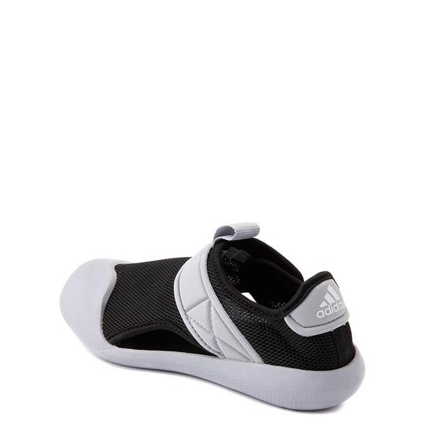 alternate view adidas Altaventure Sandal - Toddler / Little Kid - Core Black / Halo SilverALT1