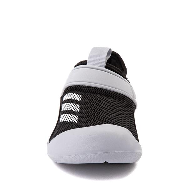 alternate view adidas Altaventure Sandal - Toddler / Little Kid - Core Black / Halo SilverALT4