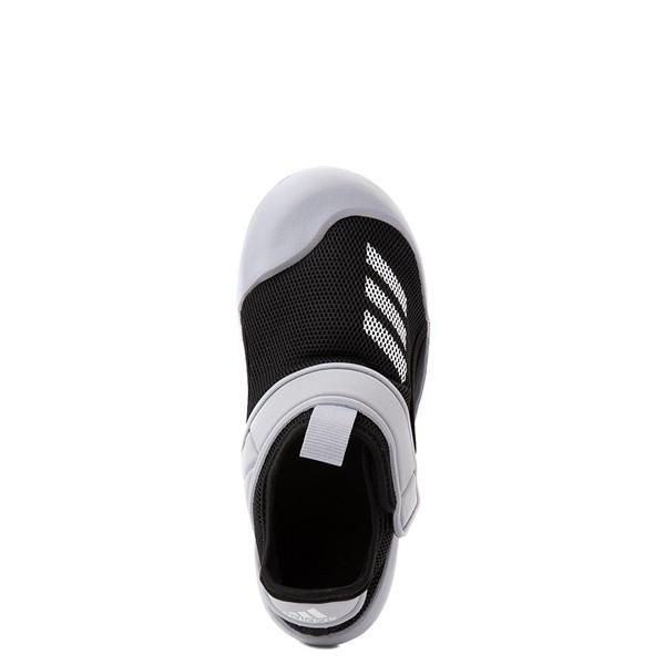 alternate view adidas Altaventure Sandal - Toddler / Little Kid - Core Black / Halo SilverALT4B