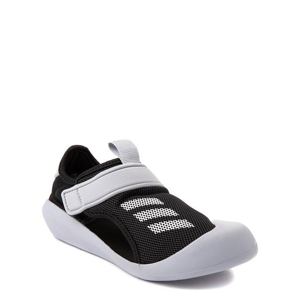 alternate view adidas Altaventure Sandal - Toddler / Little Kid - Core Black / Halo SilverALT5
