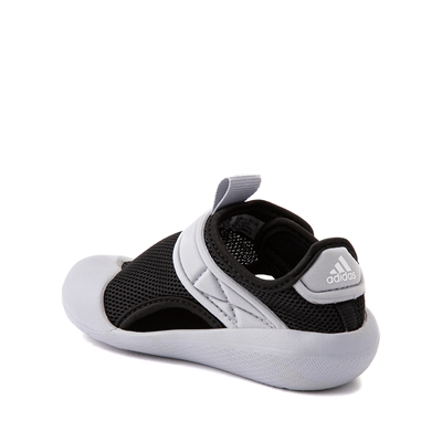 Alternate view of adidas Altaventure Sandal - Baby / Toddler - Core Black / Halo Silver