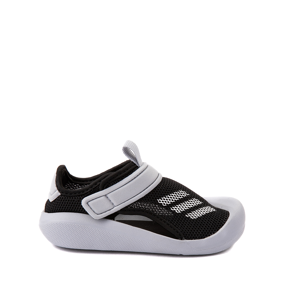 adidas Altaventure Sandal - Baby / Toddler - Core Black / Halo Silver