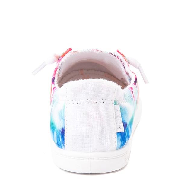 alternate view Roxy Bayshore Casual Shoe - Little Kid / Big Kid - WatercolorALT4