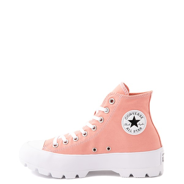 alternate view Womens Converse Chuck Taylor All Star Hi Lugged Sneaker - QuartzALT1
