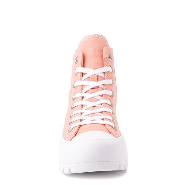 alternate view Womens Converse Chuck Taylor All Star Hi Lugged Sneaker - QuartzALT4